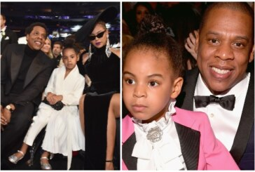 Video Of Jay Z Stopping Blu Ivy Carter From Bidding $19k Painting; Twitter Is Losing It