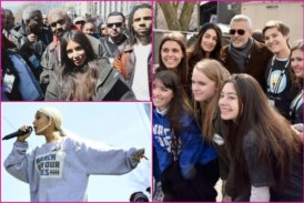 George Clooney, Oprah Winfrey, Steven Spielberg & More Celebs Joined March For Our Lives