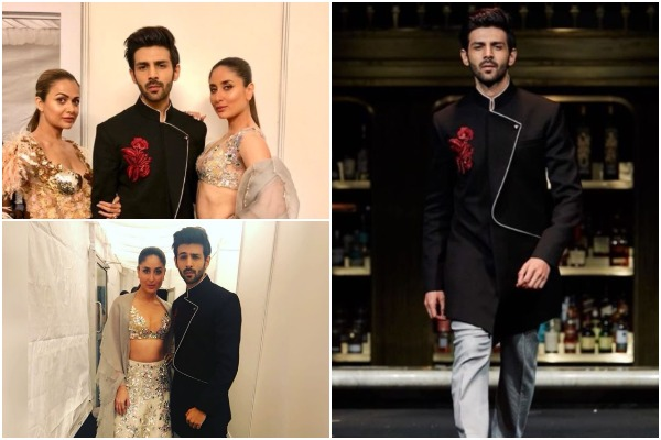 Kareena Kapoor Khan & Kartik Aaryan Set The Stage On Fire As Showstoppers For Manish Malhotra!