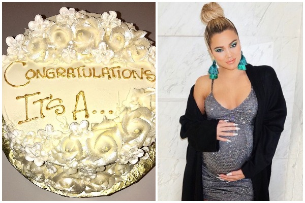 Pregnant Khloe Kardashian Finally Reveals The Gender Of New Baby On Season Finale Of KUWTK