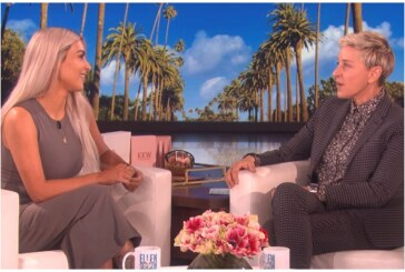 WATCH: Ellen DeGeneres Reveals Kim Kardashian's Surrogate; We Bet You Will Recognize Her