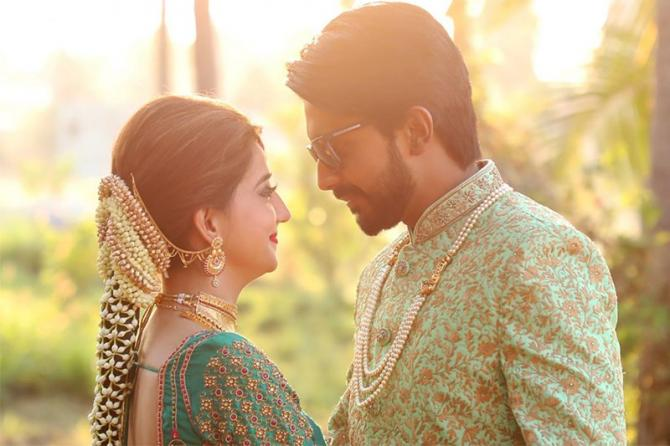 Loveleen Kaur Sasan Engaged