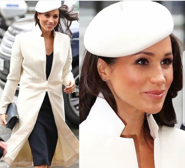 Meghan Markle's First Official Event