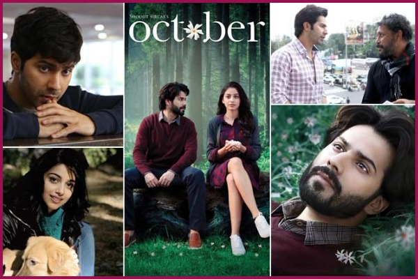 Varun Dhawan's October Trailer Out: A Perfect Combination Of Life, Love And Emotions!