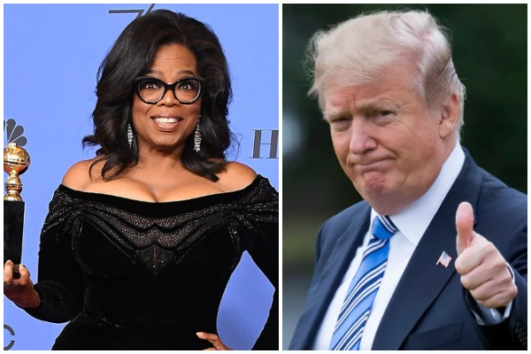 Oprah Winfrey Would Agree To Run For US President Only If 'GOD' Will Signal Her