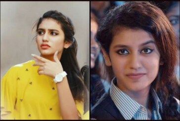 You Won't Believe How Much 'Wink Girl' Priya Prakash Varrier Is Earning Per Social Media Post