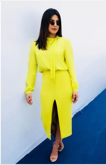 Priyanka Chopra Fashion Goals