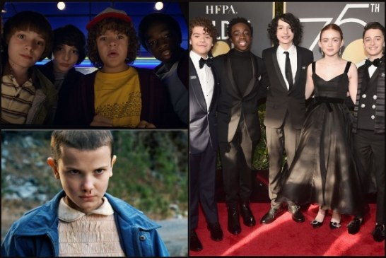 Stranger Things Cast Get Big Pay Raises For season 3; Millie Bobby Brown May Be The Highest Paid Kid