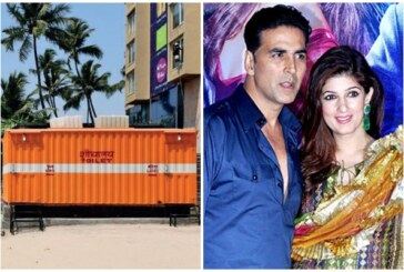 Akshay Kumar Funds Bio-Toilets Worth Rs 10 Lakh At Juhu Beach After Twinkle's Public Defecation Tweet
