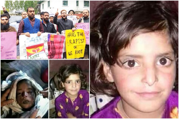 Celebrities Sonam, Sehwag & Others Demand Justice For 8 Yr Old Asifa's Gang Rape and Murder
