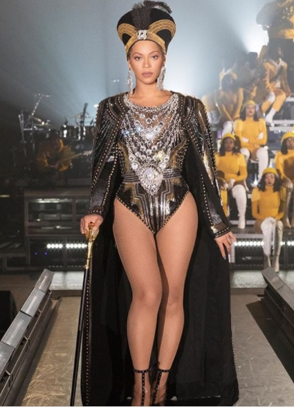 Beyoncé's Historic Coachella Performance