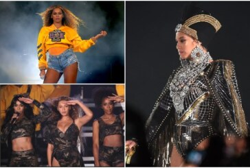 Beyoncé's Historic Coachella Performance; With Destiny's Child Reunion To Balmain Outfits