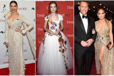 TIME 100 Gala 2018 Red Carpet Fashion: Deepika Padukone, Jennifer Lopez, Nicole Kidman