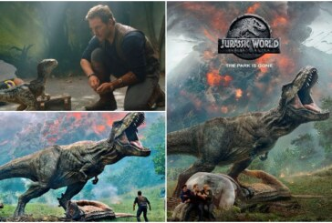 "Trailer of Chris Pratt-Starrer ""Jurassic World: Fallen Kingdom"" Promises More Thrills & Chills This Summer"