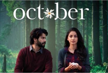 October Movie Review{3/5}: Varun Dhawan-Banita Sandhu Starrer 'October' Is A Compelling Watch