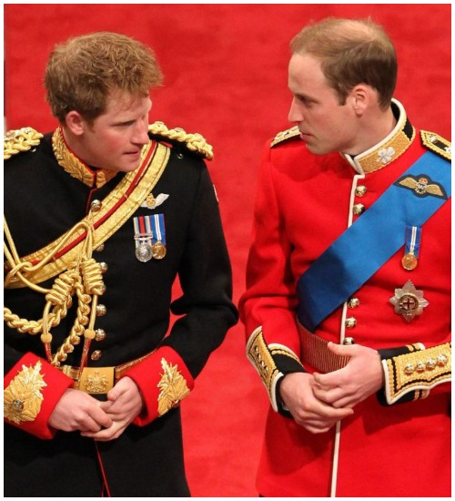 Prince William Is Prince Harry's Best Man