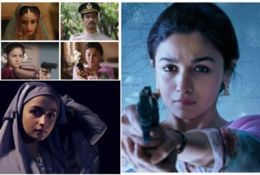 Raazi Trailer: Alia Bhatt aka Sehmat's Gripping Performance As Indian Spy Married To Pak Soldier
