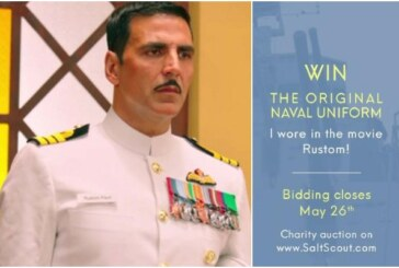 Akshay Kumar's Rustom Uniform Is Auctioning At Lakhs Of Rupees For Animal Welfare NGO
