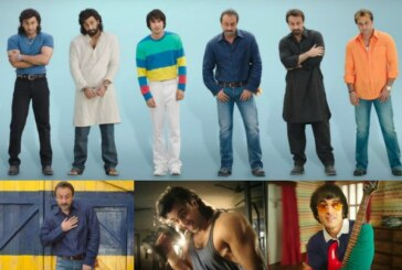 Watch: Official Teaser of Sanjay Dutt's Biopic 'Sanju'; Ranbir Kapoor Nails All Eight Looks!