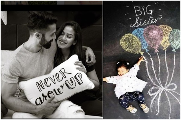 Shahid Kapoor, Mira Kapoor Just Confirmed About Second Baby With This Adorable Post