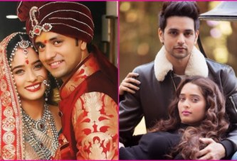TV Actor Shakti Arora Ties The Knot With Girlfriend Neha Saxena In A Secret Wedding Ceremony!