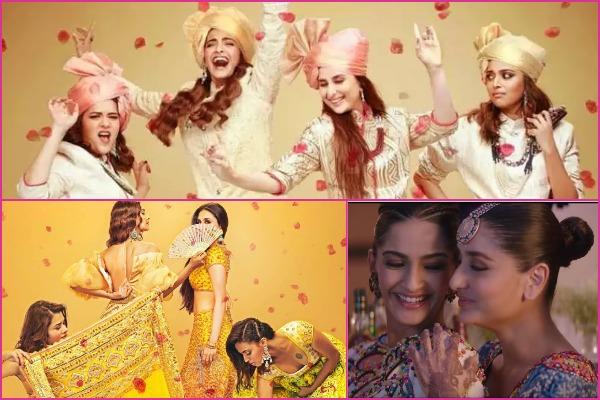 Veere Di Wedding Trailer.Sonam Kapoor Kareena Kapoor Swara Bhaskar Starrer Veere Di