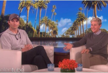 Actor Ashton Kutcher Shocks Ellen DeGeneres With $4 Million Ripple(XRP) Donation