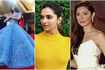 Actress Mahira Khan, Designer Manish Malhotra To Debut At Cannes 2018 Red Carpet