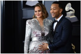 Power Couple Chrissy Teigen And John Legend Welcome A Baby Boy!