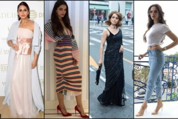 Deepika Padukone, Kangana Ranaut & Huma Qureshi Touchdown At Cannes In Style!