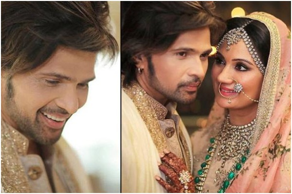 Himesh Reshammiya Ties Knot With Actress Sonia Kapoor In A Midnight Ceremony!