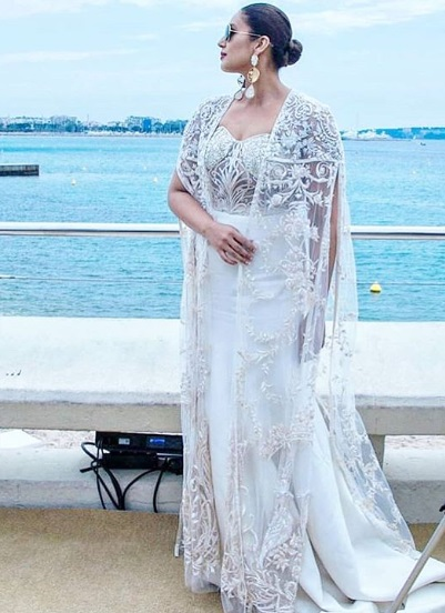 Huma Qureshi At Cannes 2018
