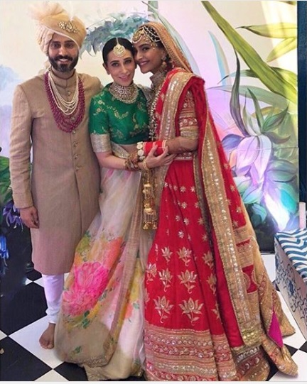 Sonam Kapoor, Anand Ahuja Are Married
