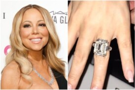 Singer Mariah Carey Sold $13.2 Million Diamond Engagement Ring From James Packer
