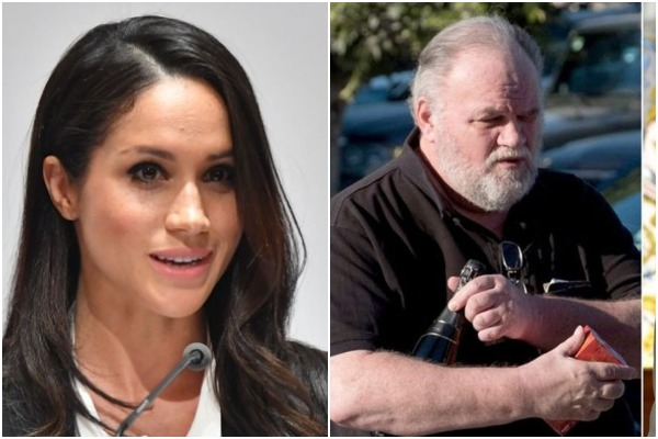 Meghan Markle's Father To Miss His Daughter's Wedding; Undergoing Heart Surgery