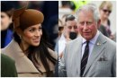 Royal wedding: Prince Charles Will Walk Meghan Markle Down The Aisle