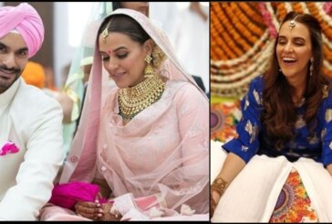 Neha Dhupia Weds Angad Bedi In A Hush-Hush Ceremony- See Pictures
