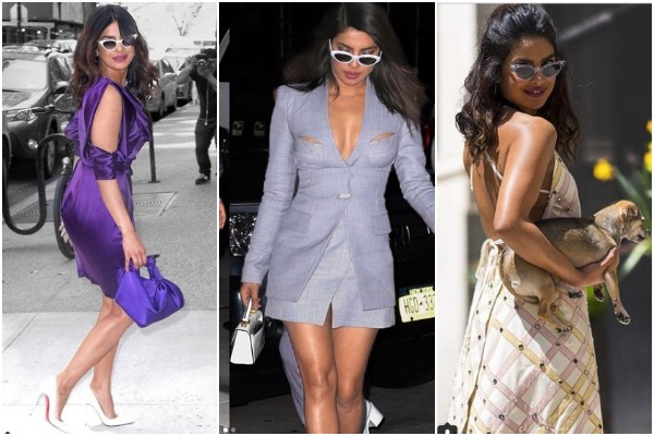 From Sexy Suit To Crop Sweat: We Are Drooling Over Priyanka Chopra's Looks – See Pics