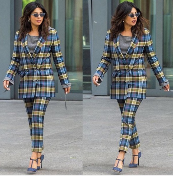 ef8ff392d091 The World Is Praising Priyanka Chopra s Choice Of Outfit at Prince ...