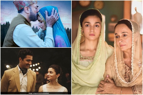Raazi Review[3/5]: Alia Bhatt  Is A Terrific In Spy Thriller That Belongs To A Different League