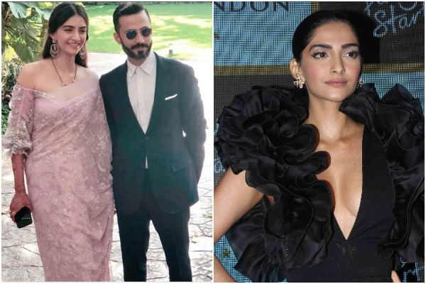Sonam Kapoor's Husband Changes His Name To Anand S Ahuja; S means Sonam?