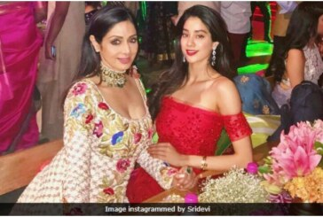 Video Of Sridevi Imitating Daughter Janhvi Kapoor's Hindi Accent Is Going Viral – Watch
