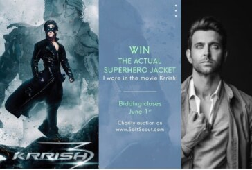 After Akshay's Rustom Uniform, Hrithik Roshan's 'Krish' Jacket Is Auctioning Online