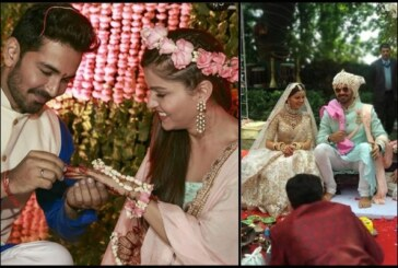 Rubina Dilaik Ties Knot To Abhinav Shukla In A Dreamy Summer Wedding! See Pictures and Videos