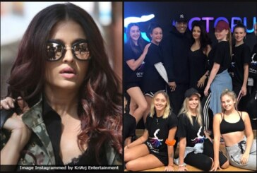 Aishwarya Rai Bachchan's Chemistry With Beyoncé's Choreographer Sets The Floor On Fire!