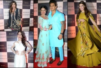 Baba Siddique's Iftar Party: Salman, Katrina, Jacqueline, Hina Khan & Others In Attendance