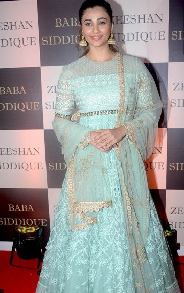 Daisy Shah Baba Siddique's Iftar Party