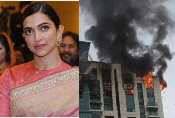 Fire Breaks Out At Padmaavat Star Deepika Padukone's Building In Mumbai