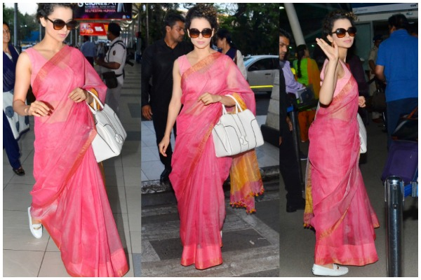 Kangana Ranaut National Sunglasses Day