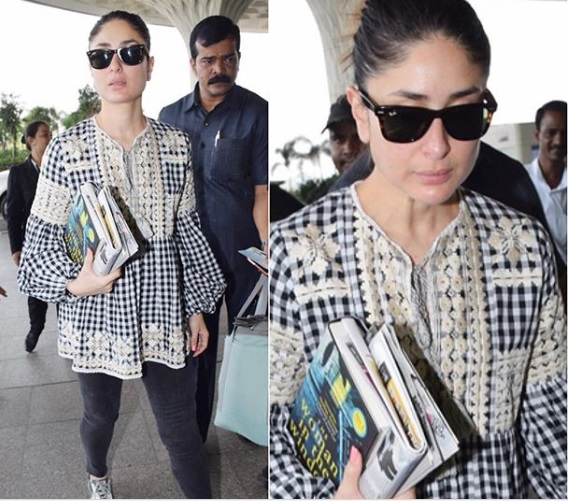 Kareena Kapoor Khan National Sunglasses Day